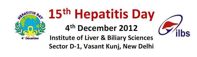 Hepatitis Day Banner