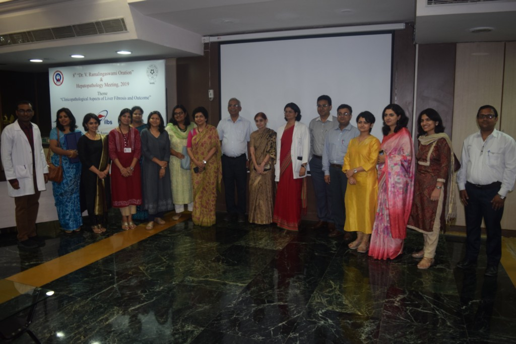 8th  Dr. V. Ramalingaswami Oration Meeting