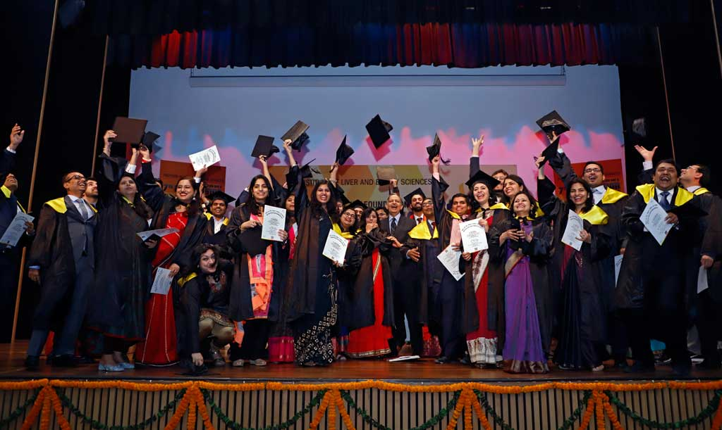 ILBS celebrates 10th Foundation Day and 7th Convocation Day on 15th Jan 2020