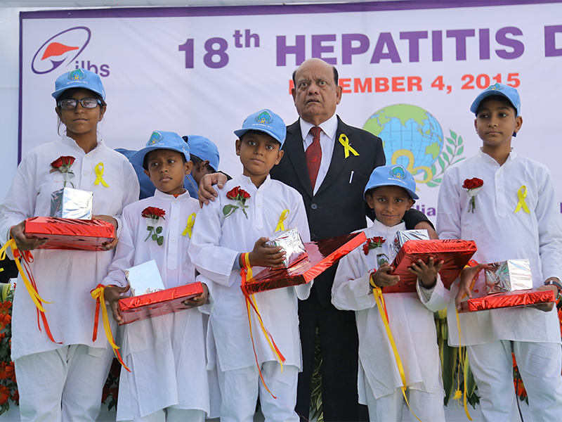 18th Hepatitis Awareness Day
