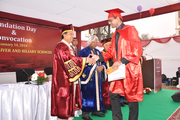 1st Convocation Day - 14th January 2014