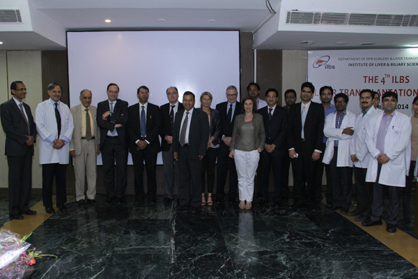 Liver Transplant Oration - 24th  March 2014