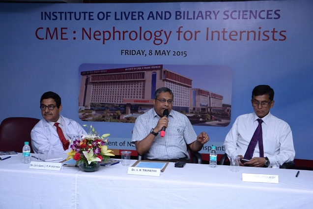 CME - Nephrology for Internists - 8th May 2015